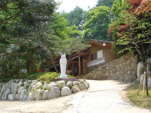 수리산 성지 (신학생 선발)