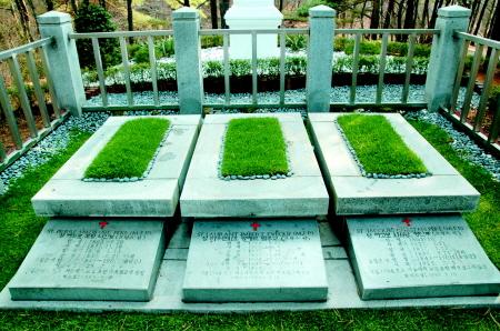삼성산 성지