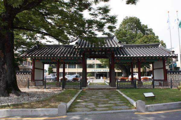 홍성 지역  순교 사적지